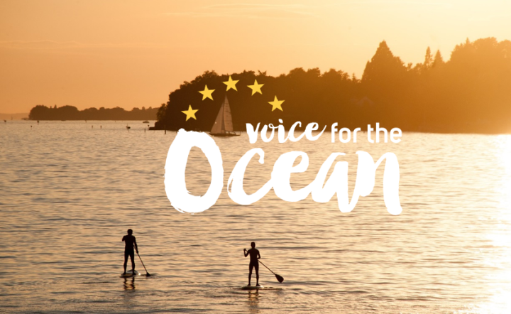 Voice for the Ocean: 10 minuts per l'oceà
